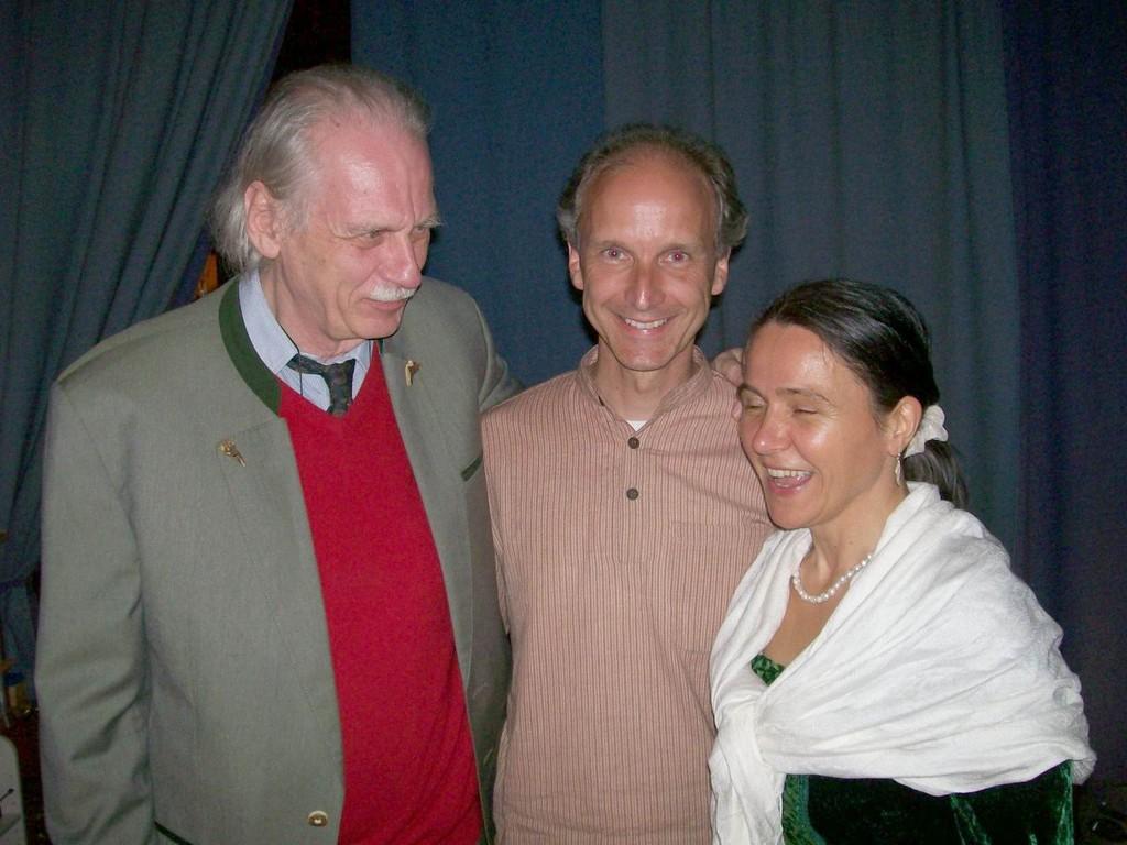Dr. Lothar Krenner, Gerd und Walpurgis