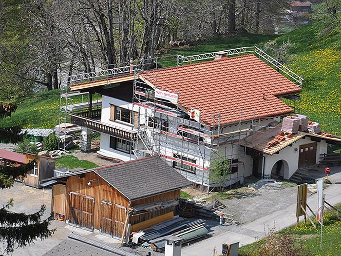 neues Dach