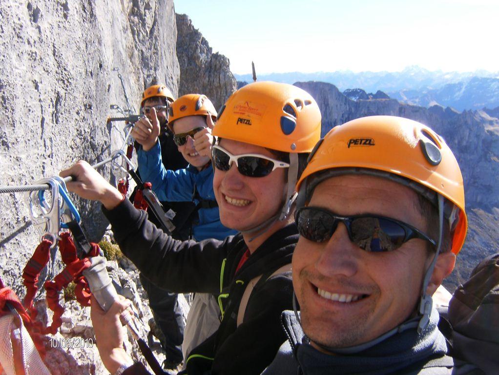 Kletter-Team