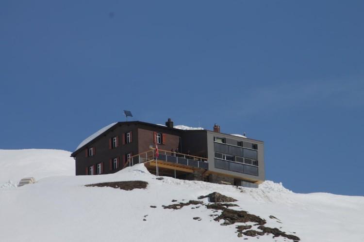 Silvrettahütte