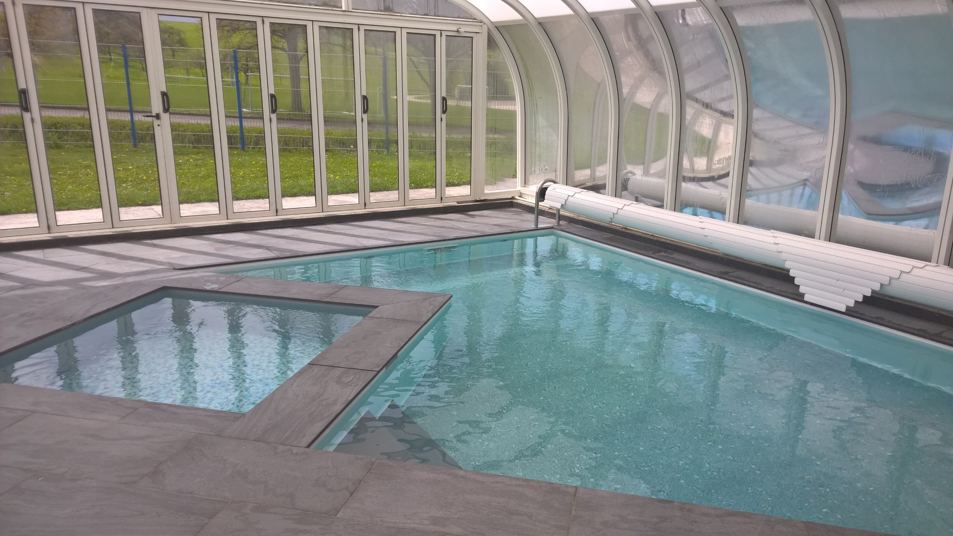 agence technicit piscines formation pose membrane pvc. Black Bedroom Furniture Sets. Home Design Ideas