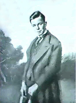 Karl Frederic Simms (Bubi), 1913