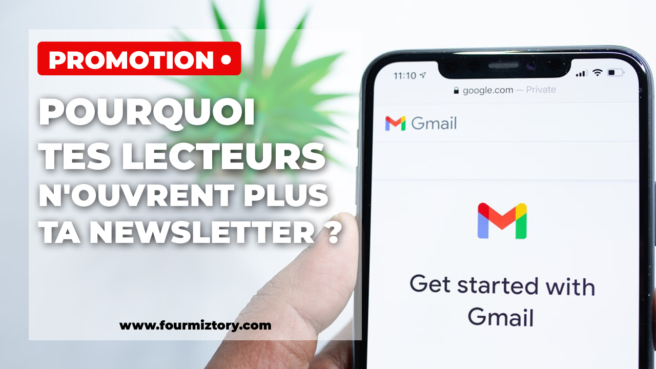 Pourquoi tes lecteurs n'ouvrent plus ta newsletter ?