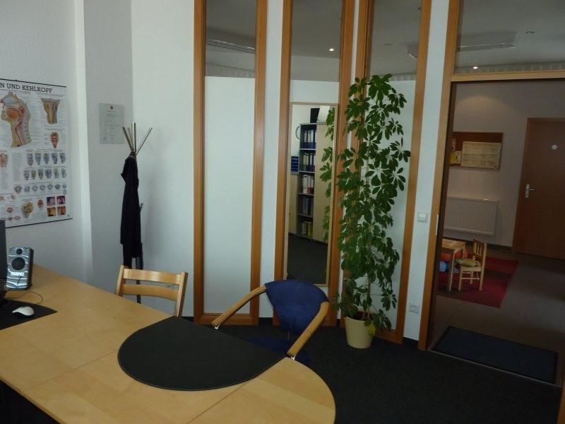 Besprechnungs- und Therapieraum