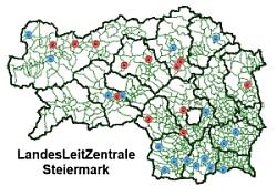 Einsatzübersicht Land Steiermark