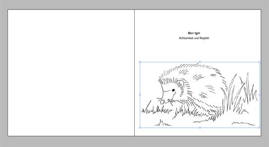 Valerie Forster, Von der Idee zum Buch - Teil 6: Illustration