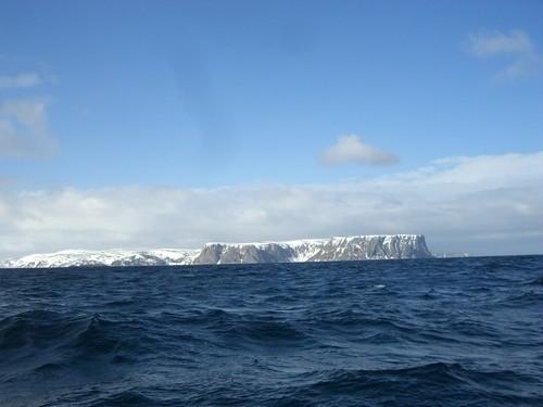 Das Wetter wurde immer besser, die Kulisse ist perfekt, das Nordkap