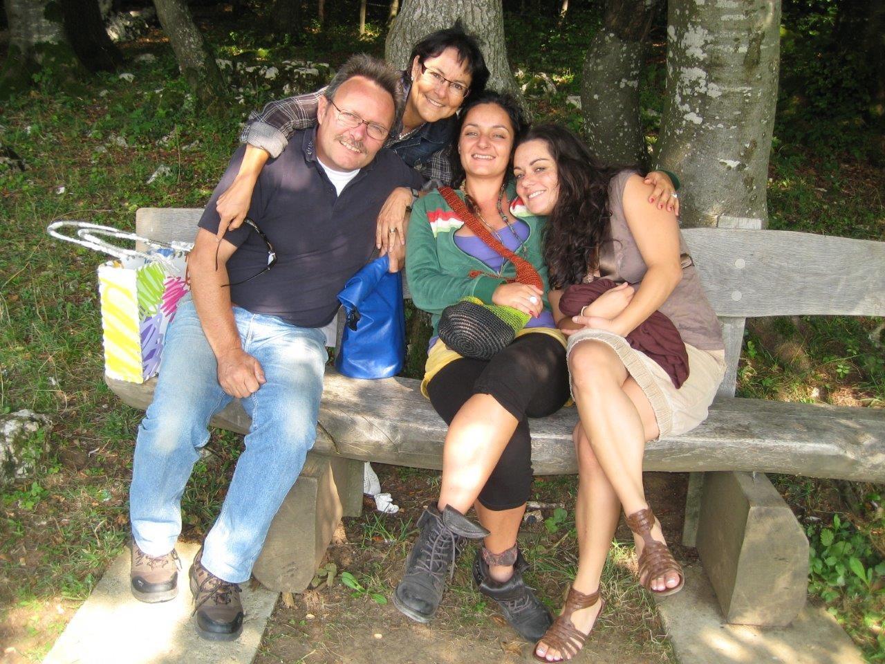 Familie Hofmann-Vilchis