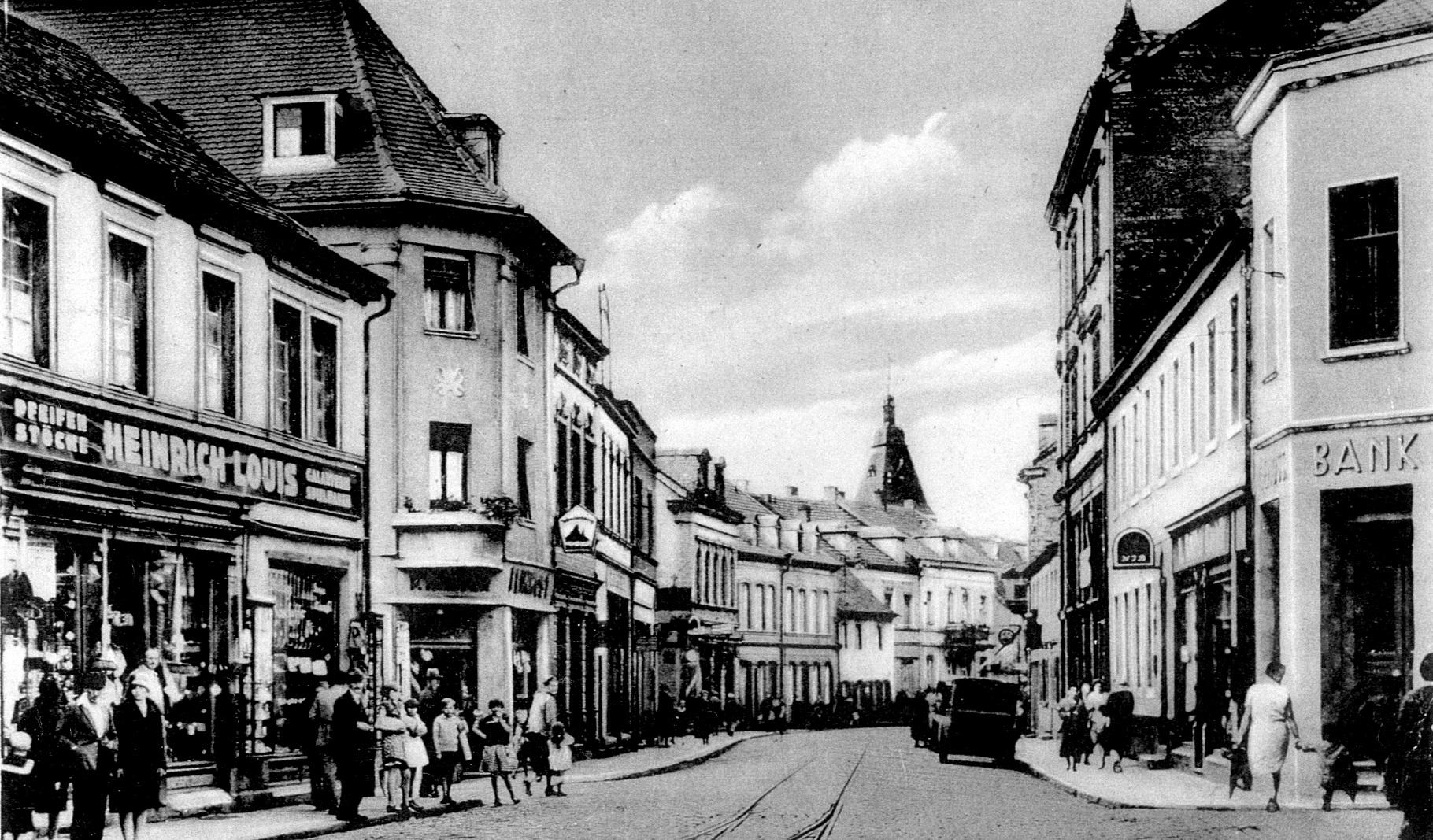 Saarbrücker Str. 1937