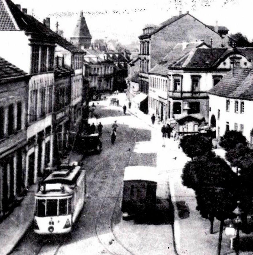 Am Markt 1920er Jahre