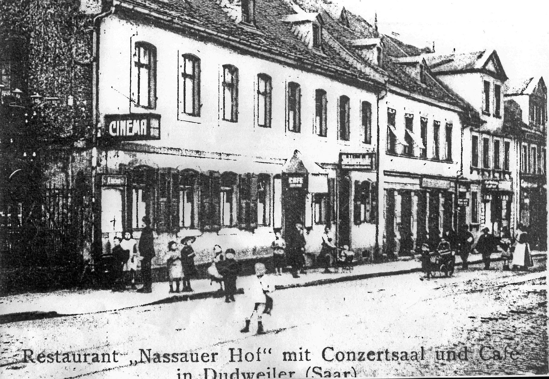 Nassauer Hof 1930
