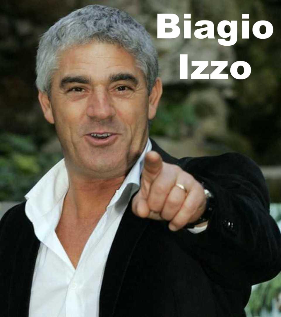 Biagio Izzo, Management, Agenzia, Contatti, Manager, benvenuto al sud, benvenuto al nord, attore, comico, cabarettista, radio kiss kiss, Biagio Izzo
