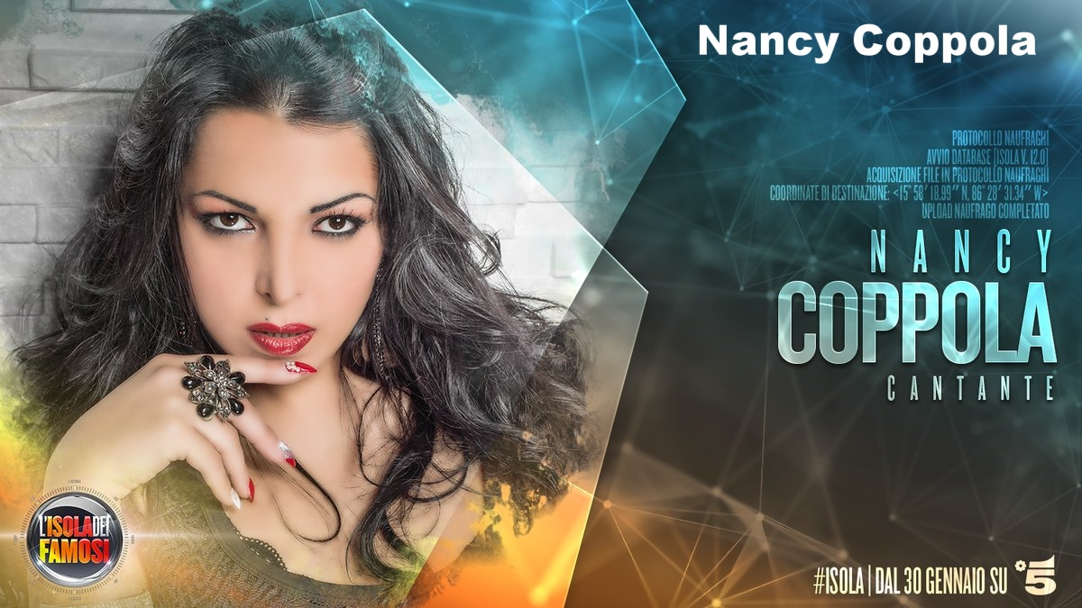 nancy coppola, contatti nancy coppola, agenzia nancy coppola, agenzia spettacoli, contatti agenzia nancy coppola, concerti nancy coppola, feste, comitati, pro-loco, ingaggio nancy coppola, concerti nancy coppola, foto nancy coppola, nancy coppola isola,