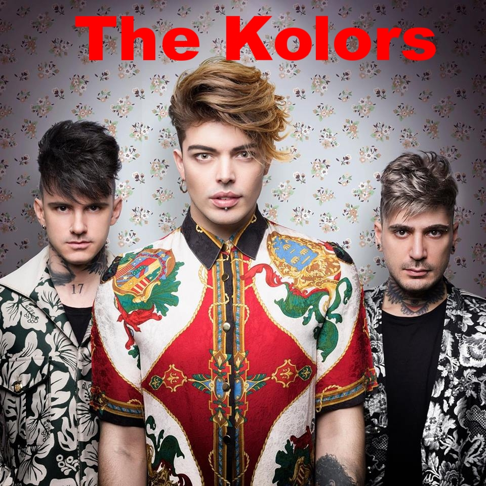 The Kolors, contatti The Kolors, management The Kolors, concerti The Kolors, agenzia The Kolors, ingaggio The Kolors, roster The Kolors roster, 2018, booking The Kolors, booking, roster,
