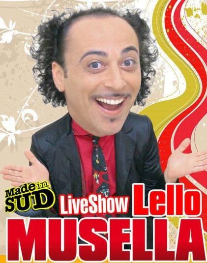 Lello Musella, management agenzia made in sud contatti Lello Musella per concerti e feste private cene aziendali, ingaggio Lello Musella manager management artisti comici cabarettisti napoli
