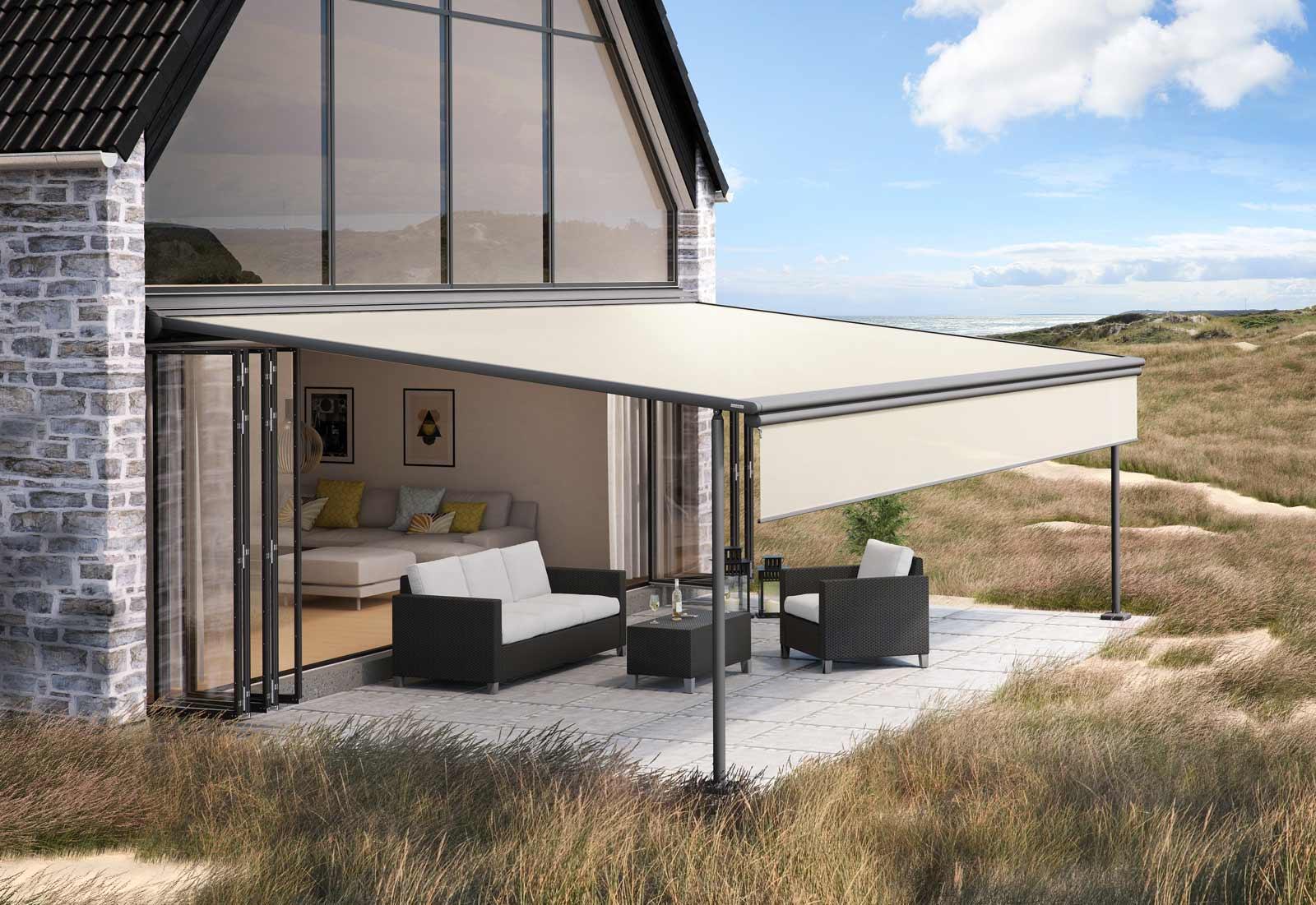markilux pergola markise b schking raumkonzept. Black Bedroom Furniture Sets. Home Design Ideas