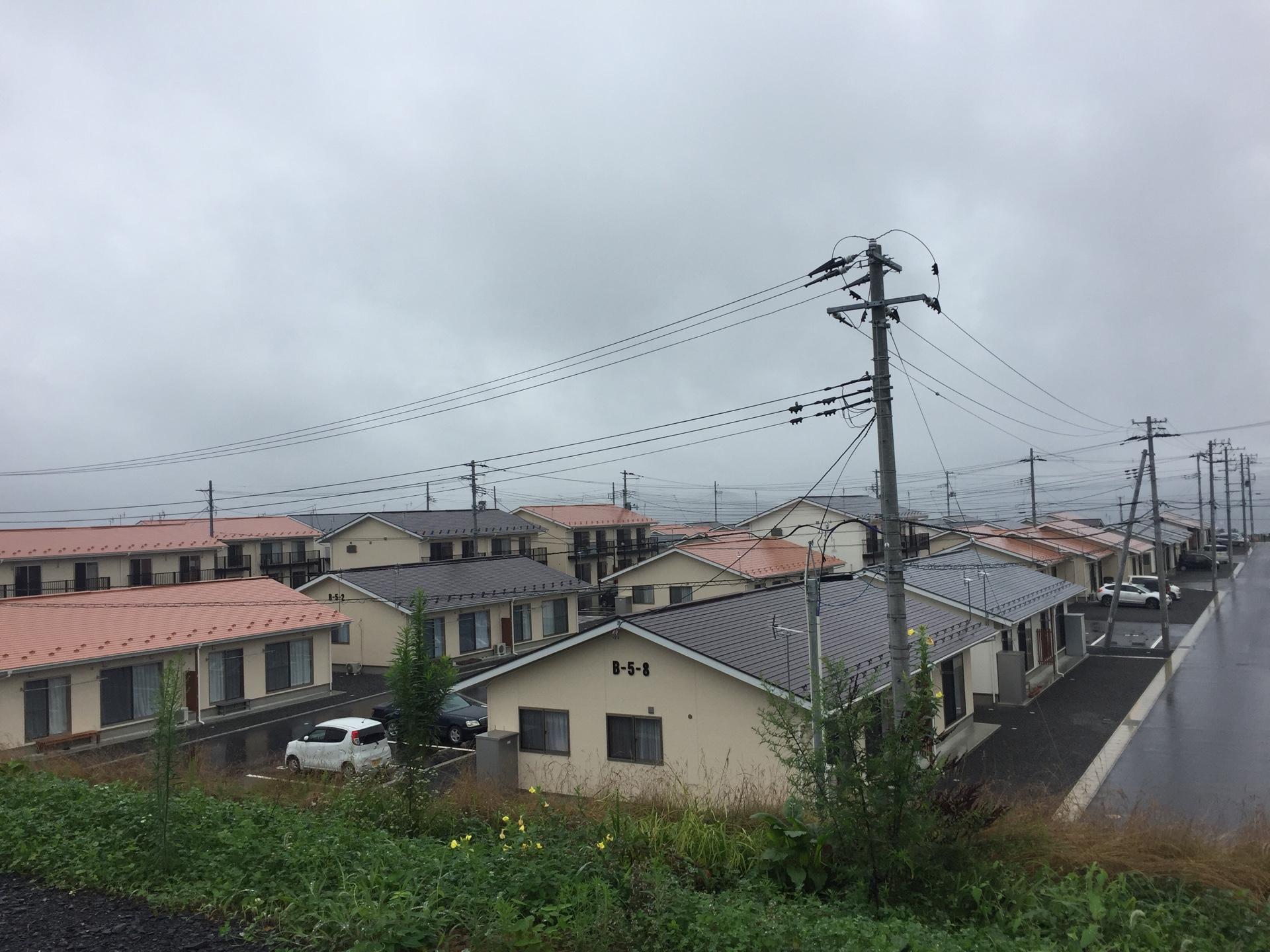 東北仮設住宅ボランティア@石巻&気仙沼