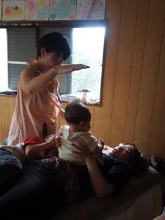 ママと子どものためのヒマラヤン・ヒーリング@どろんここぶた