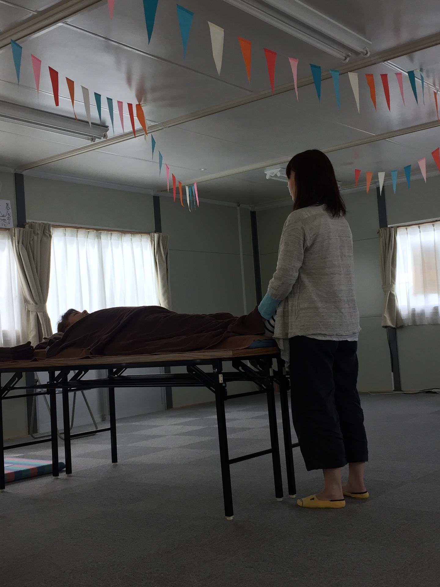 東北仮設住宅ボランティア@気仙沼