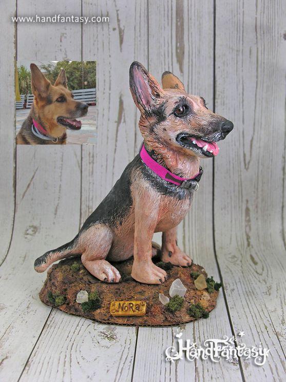 Figura de perro, Figura de mascotas personalizadas, figura de perros