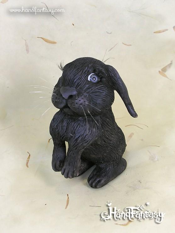 Figura de conejo, Figura de mascotas personalizadas