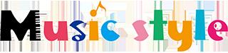 Music Style(ミュージックスタイル)ロゴ