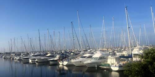 Port de Hyères
