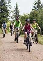 Rando famille en vélo