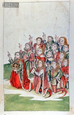 1470 Konzil von Konstanz