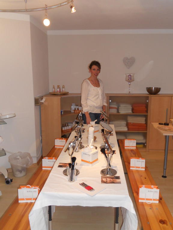 Schminkworkshop 01.03.2012