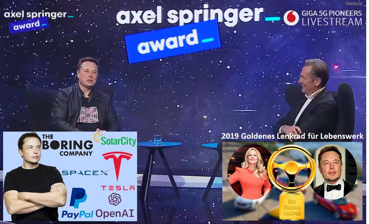 Elon Musk in D: Mit Unternehmertum auf echt gute Produkte/Dienstleistungen fokussieren, sowie Verwalten & Meetings auf notwendiges Level begrenzen