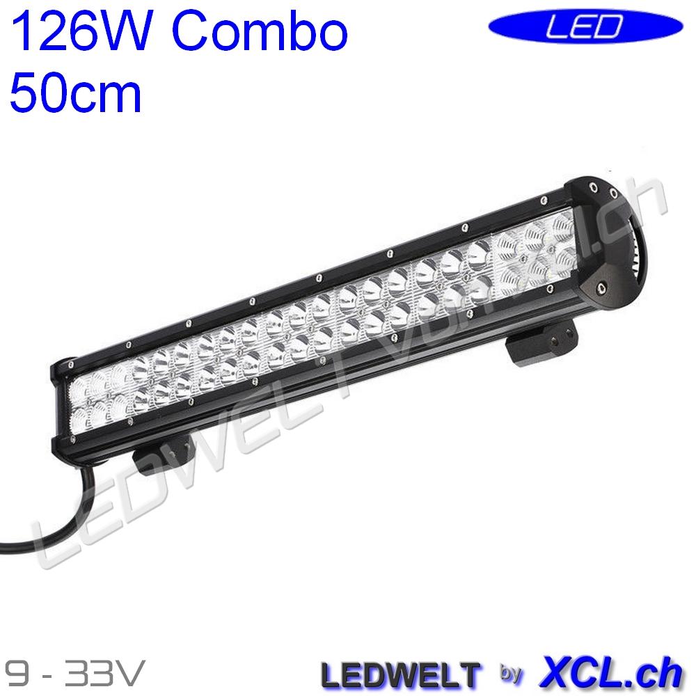 LED Lichtbalken PREMIUM - LED Fahrzeug Beleuchtung