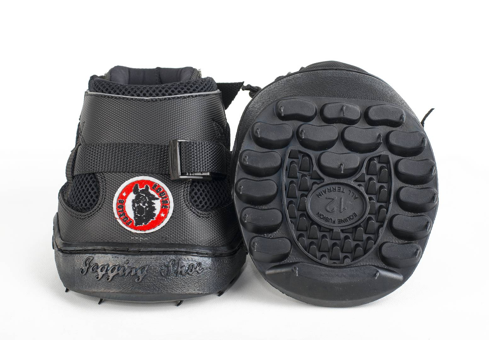 "Equine Fusion Modell ""All Terrain Ultra"" schwarz"