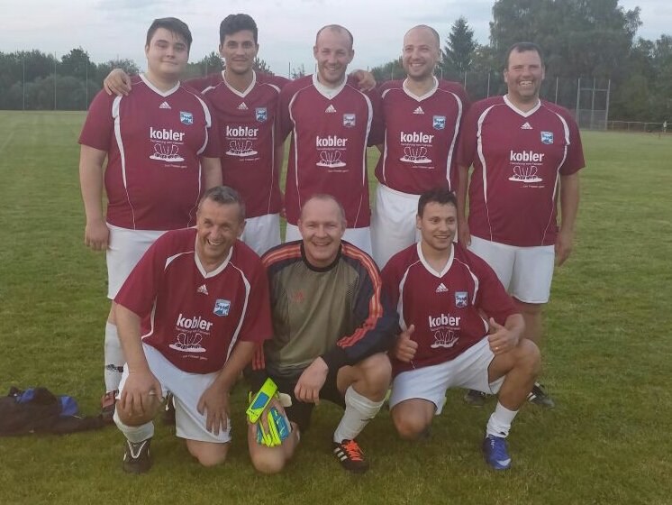 Das Siegerteam 2016