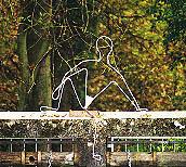 Ankunft des Donaunix mit Gefolgschaft    1995     (Figurenensemble im Blautopf von 1995 bis 1997)