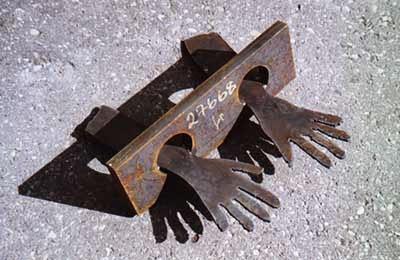 Hind in  -  Hand aus     2000
