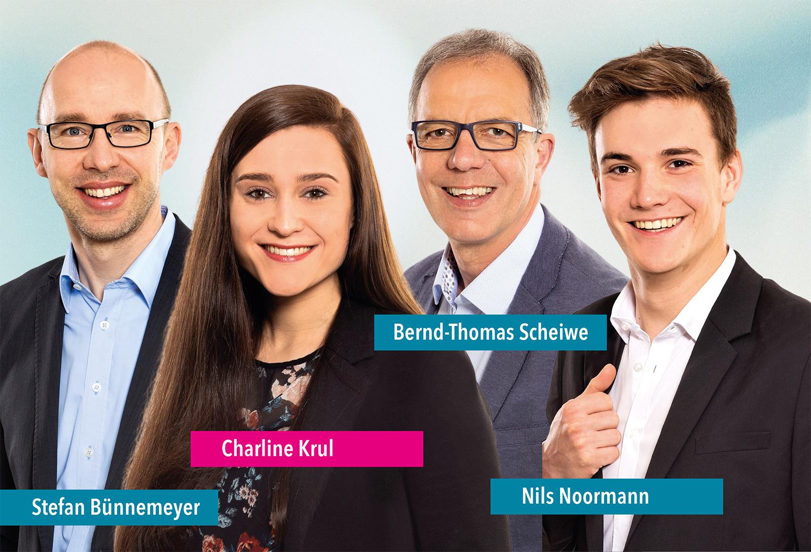 Team Hengstforde, A'fehn Süd & Vreschen Bokel