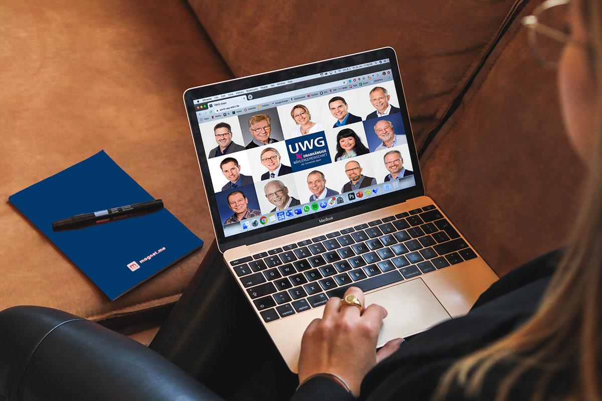 Jahreshauptversammlung digital