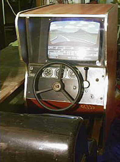 Nuerburgring Powerslide arcade