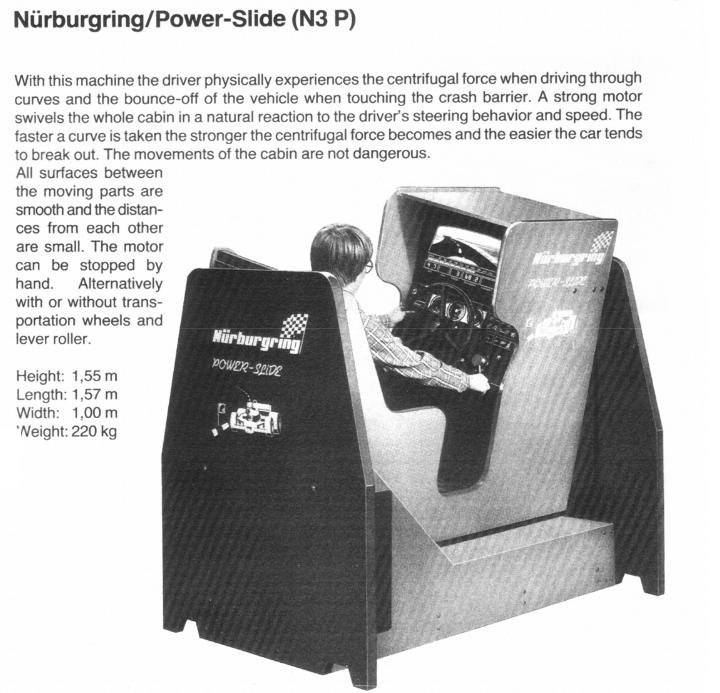 Nuerburgring Powerslide