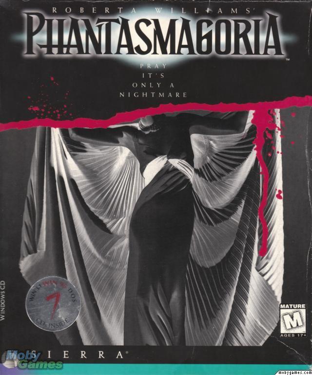 Phantasmagoria game