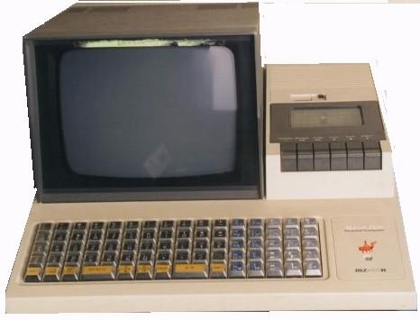 MZ-80k computer
