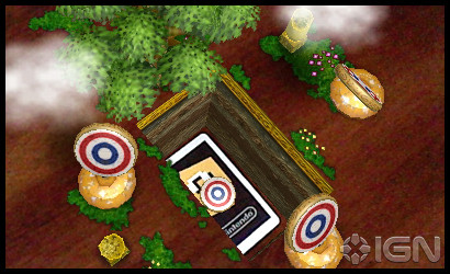 Target shooting 3ds