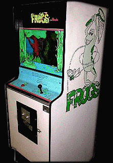 Frogs arcade