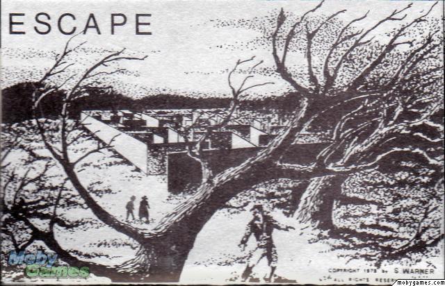 Escape! apple 2 1978