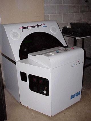 Time Traveler arcade