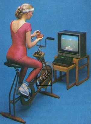 Tumbleweeds  Atari puffer