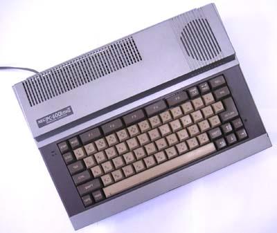 NEC PC-6001 computer