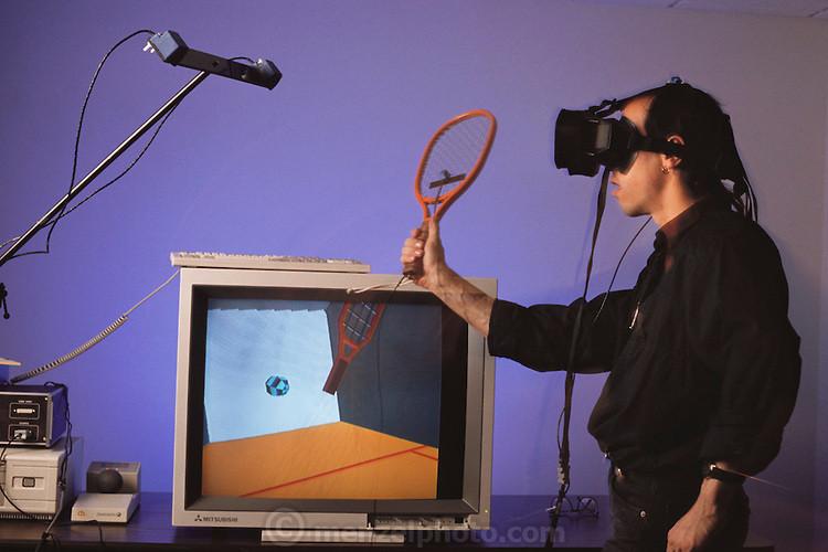 Virtual Racquetball
