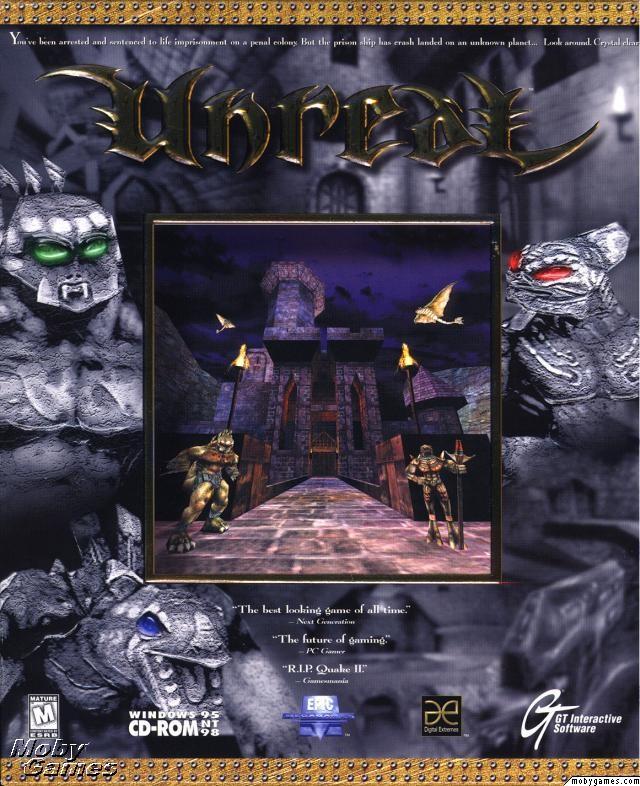 Unreal 1998